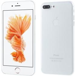 Ploniausias plastikinis dėklas - baltas (iPhone 7 Plus / 8 Plus)