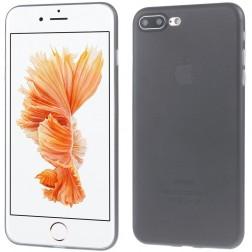 Ploniausias plastikinis dėklas - juodas (iPhone 7 Plus / 8 Plus)