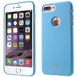 """""""Mercury"""" dėklas - šviesiai mėlynas (iPhone 7 Plus / 8 Plus)"""