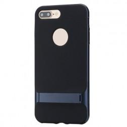 """""""Rock"""" Royce Kickstand dėklas - tamsiai mėlynas (iPhone 7 / 8)"""