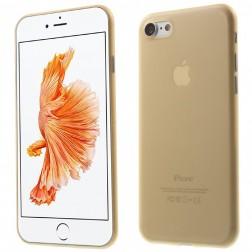 Ploniausias plastikinis dėklas - šviesiai rudas (iPhone 7 / 8)