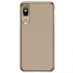 """""""USAMS"""" Jay dėklas - auksinis (iPhone X / Xs)"""
