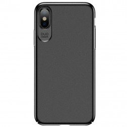 """""""USAMS"""" Jay dėklas - juodas (iPhone X / Xs)"""