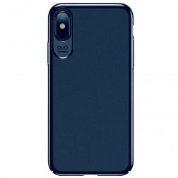 """""""USAMS"""" Jay dėklas - mėlynas (iPhone X / Xs)"""