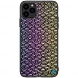 """""""Nillkin"""" Dazzling dėklas - juodas, blizgus (iPhone 11 Pro)"""