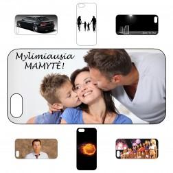 """""""Mano dėklas"""" su individualiu dizainu - plastikinis (iPhone 5 / 5S / SE)"""