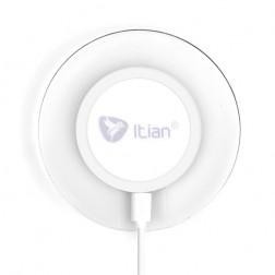 """""""ITian"""" Magic Disk 3 belaidis įkroviklis - baltas"""
