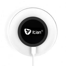 """ITian"" Magic Disk 3 belaidis įkroviklis - juodas"