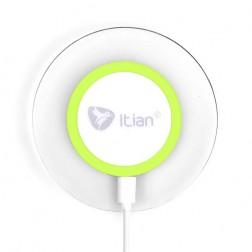 """ITian"" Magic Disk 3 belaidis įkroviklis - žalias"