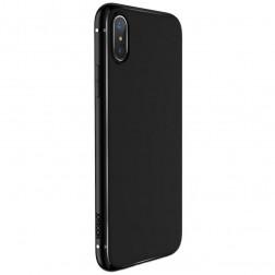 """""""JOYROOM"""" Screen kieto silikono (TPU) dėklas - juodas (iPhone X / Xs)"""