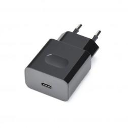 """Huawei"" Fast Charging sieninis įkroviklis (3A) - juodas"