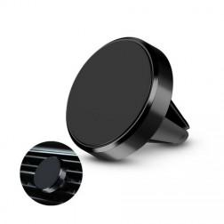 """""""Hiker"""" Magnet Mount (360°) automobilinis telefono laikiklis (į groteles) - juodas"""