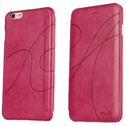 """""""Kalaideng"""" Oscar atverčiamas dėklas - rožinis (iPhone 6 Plus / iPhone 6s Plus)"""