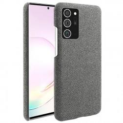 """""""Fashion"""" kieto silikono (TPU) dėklas - pilkas (Galaxy Note 20)"""