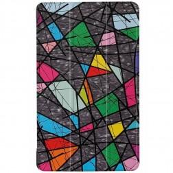 """""""Mozaika"""" atverčiamas dėklas (Tab 4 8 Plus)"""