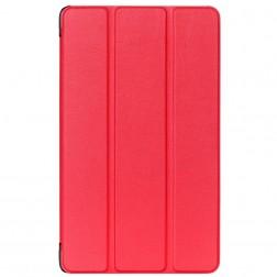 Atverčiamas dėklas - raudonas (Tab 4 8 Plus)