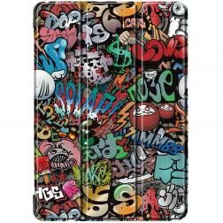 """""""Street Art"""" atverčiamas dėklas (Tab M10 10.1"""")"""