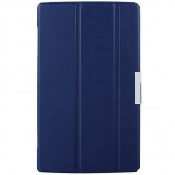 Atverčiamas dėklas - mėlynas (Tab S8-50)