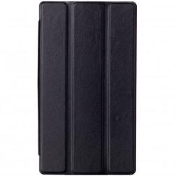 Atverčiamas dėklas - juodas (Tab 2 A7-30)