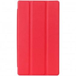 Atverčiamas dėklas - raudonas (Tab 2 A7-30)
