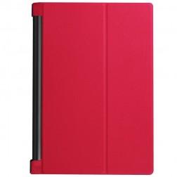Atverčiamas dėklas - raudonas (Yoga Tab 3 10.1)