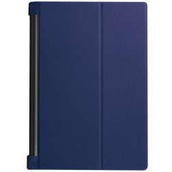 Atverčiamas dėklas - tamsiai mėlynas (Yoga Tab 3 10.1)