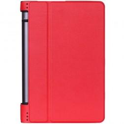 Atverčiamas dėklas - raudonas (Yoga Tab 3 8-50)
