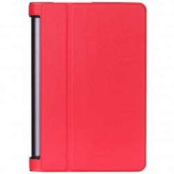 Atverčiamas dėklas - raudonas (Yoga Tab 3 Pro 10.1)