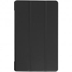 Atverčiamas dėklas - juodas (Tab 2 A8-50 / Tab3 8.0)
