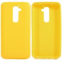 """""""Jelly Case"""" dėklas - geltonas (G2)"""