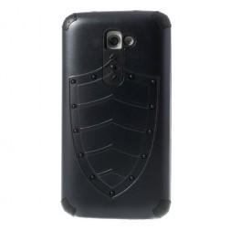 """""""Shield"""" sustiprintos apsaugos dėklas - juodas (G2)"""