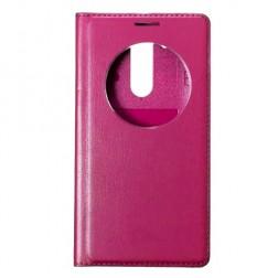 Atverčiamas dėklas su langeliu - rožinis (G3 S)
