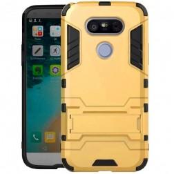 Sustiprintos apsaugos dėklas - auksinis (G5 / G5 SE)