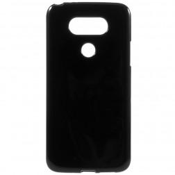 Kieto silikono (TPU) dėklas - juodas (G5 / G5 SE)