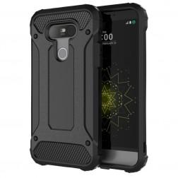 Sustiprintos apsaugos dėklas - juodas (G5 / G5 SE)