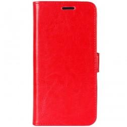 Atverčiamas dėklas - raudonas (G7 ThinQ)
