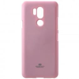 """""""Mercury"""" dėklas - šviesiai rožinis (G7 ThinQ)"""
