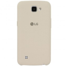 """""""LG"""" Slim Guard dėklas - smėlio spalvos (K4)"""