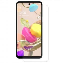 """""""Calans"""" Tempered Glass (nepilno dengimo) apsauginis ekrano stiklas 0.26 mm - skaidrus (K42 / K52)"""