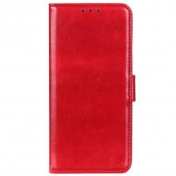 Atverčiamas dėklas, knygutė - raudonas (K42)