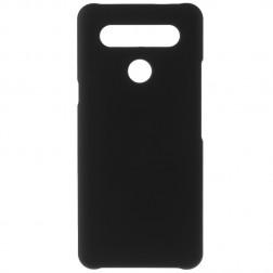 Matinis plastikinis dėklas - juodas (K51s)
