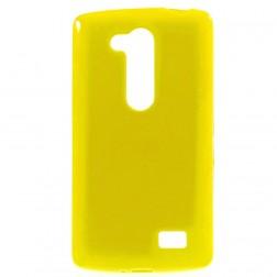 """""""Jelly Case"""" dėklas - geltonas (L Fino)"""