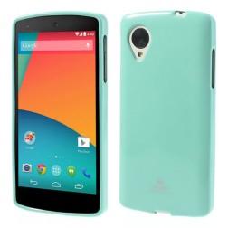 """""""Mercury"""" dėklas - mėtinis (Nexus 5)"""