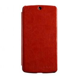 """""""Kalaideng"""" Enland odinis dėklas - rudas (Nexus 5)"""