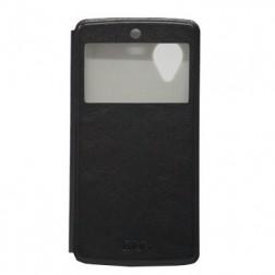 """""""Mofi"""" Rui odinis dėklas - juodas (Nexus 5)"""