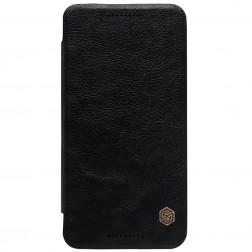 """""""Nillkin"""" Qin atverčiamas dėklas - juodas (Nexus 5X)"""