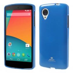 """""""Mercury"""" dėklas - mėlynas (Nexus 5)"""