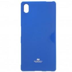 """""""Mercury"""" dėklas - mėlynas (Xperia Z5)"""