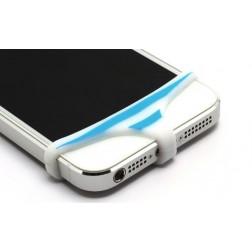 Telefono apatiniai - balti, mėlyni