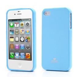 """""""Mercury"""" dėklas - mėlynas (iPhone 4 / 4S)"""